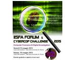IISFA FORUM & CYBERCOP Challenge, 2015